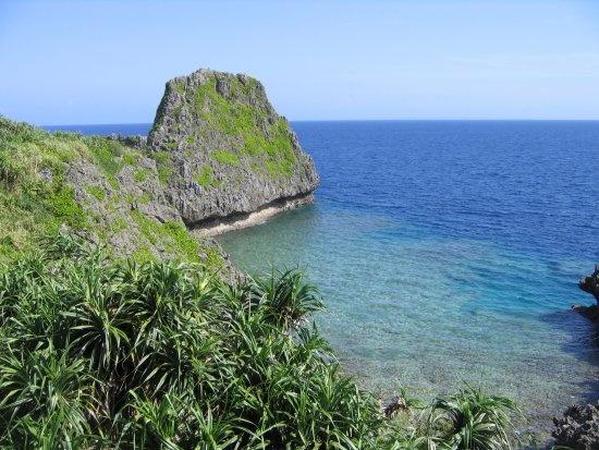 Diving at Maeda Point, Okinawa