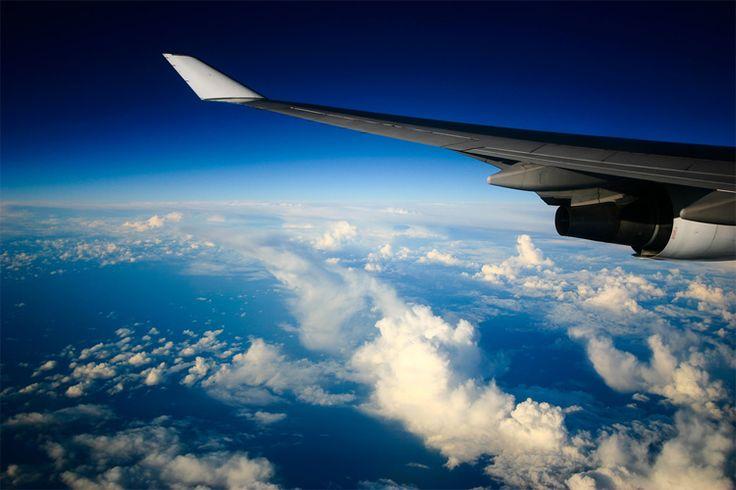 Tip: Fotograferen vanuit een vliegtuig
