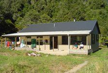 Waitawheta Hut.