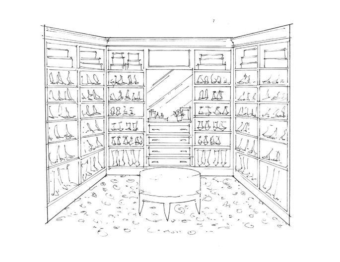 10 best dressing room images on pinterest dresser in for Rachel parcell closet