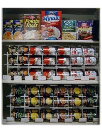 Más de 17 imágenes excelentes sobre food storage shelving en ...