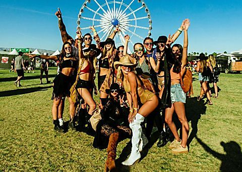 Here Are The Hottest Photos From Coachella