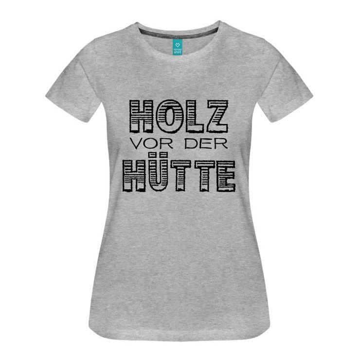 Diese bayrische Redensart beschreibt die Tatsache, dass eine Dame einen schönen Busen sein eigen nennt. Gibt es auch in einer boarischn Variante. Shop: Cats In Love / Fun F-U-N Fun