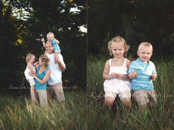 Tips for family shots
