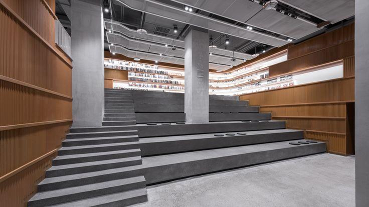 Gallery of Altlife Bookstore in Ningbo / Kokaistudios - 19