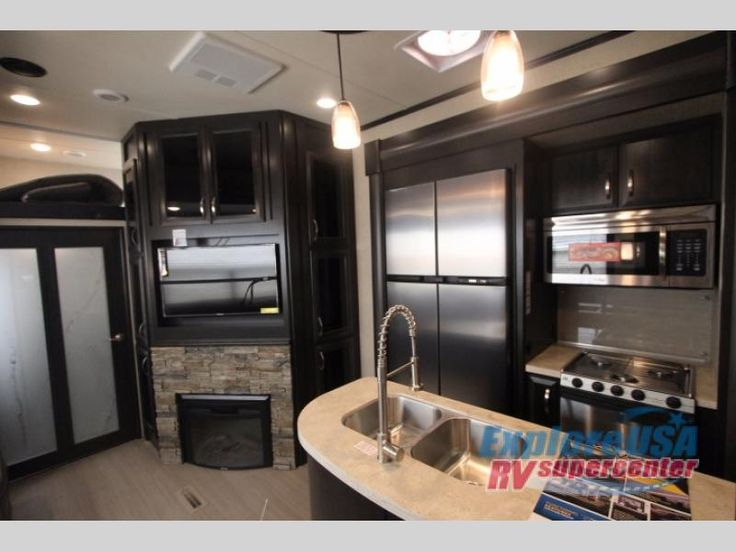 New 2017 Dutchmen Rv Voltage V3805 Toy Hauler Fifth Wheel