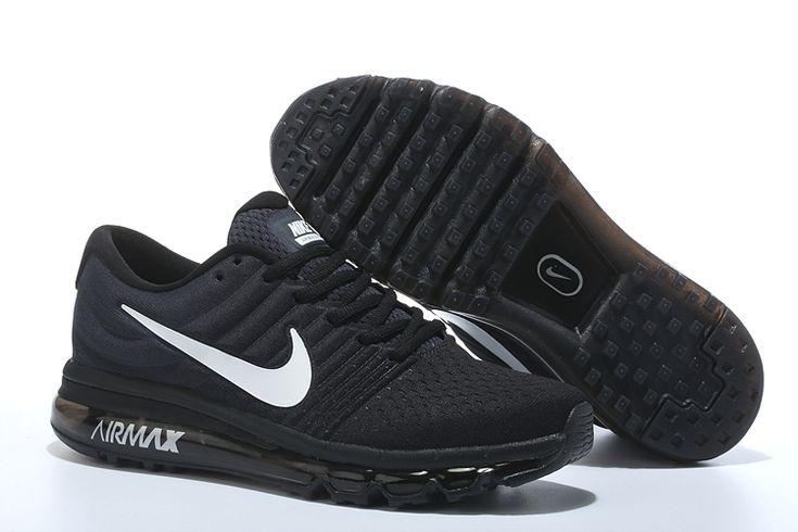 Nike Air Max 2017 Dames Loopschoenen Zwart