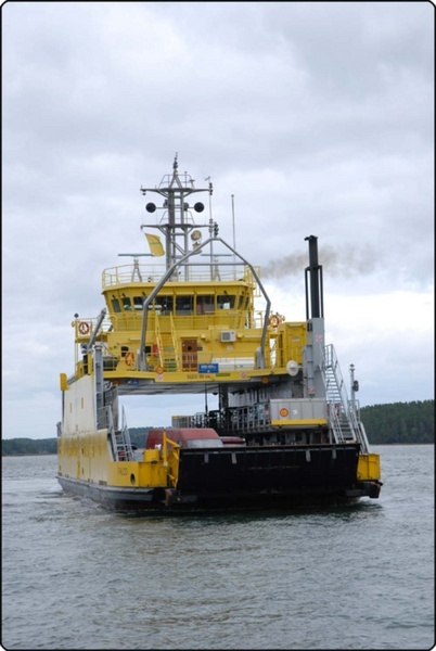Another ferry.