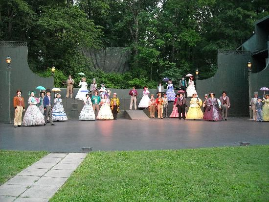 Stephen Foster - The Musical, Bardstown, KY