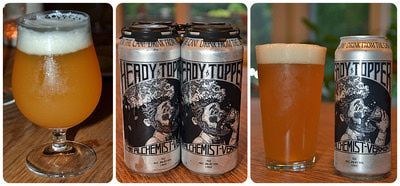 The World's Best Beer: Only in Vermont heady topper