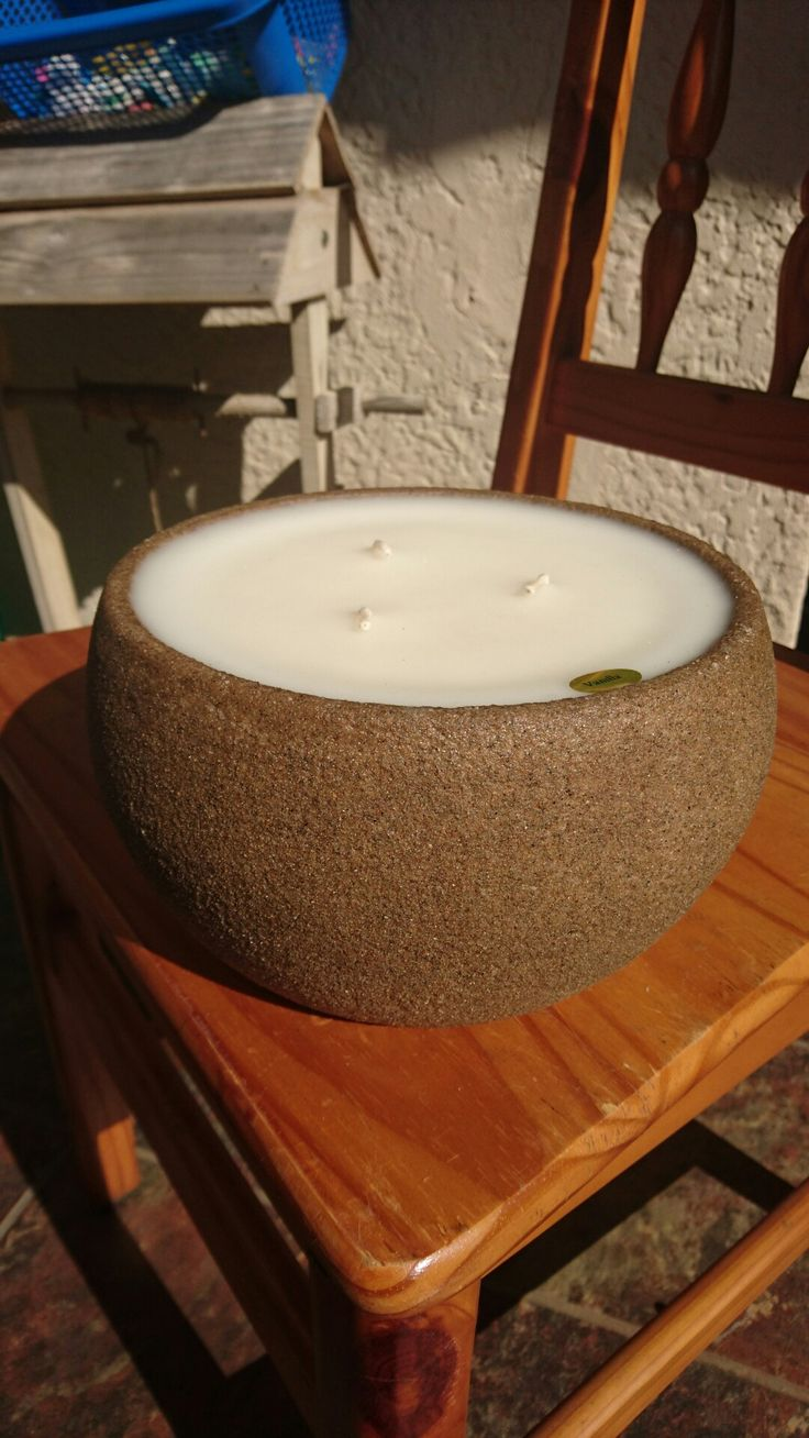 Fragranced Sand Candles Various sizes and just adds that extra fragrances and look to your home.