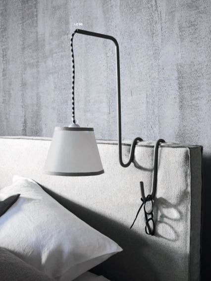 LC 90 Lamp by Letti & Co. http://www.malfattistore.it/?product=lc-90 #letti&co. #design #lamp #bedroom