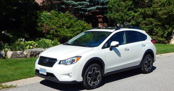 SUV Review: 2014 Subaru XV CrosstrekLimited