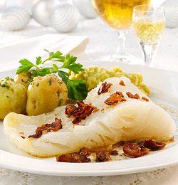 Strever du med lutefiskkokingen? Med denne oppskriften blir resultatet perfekt.