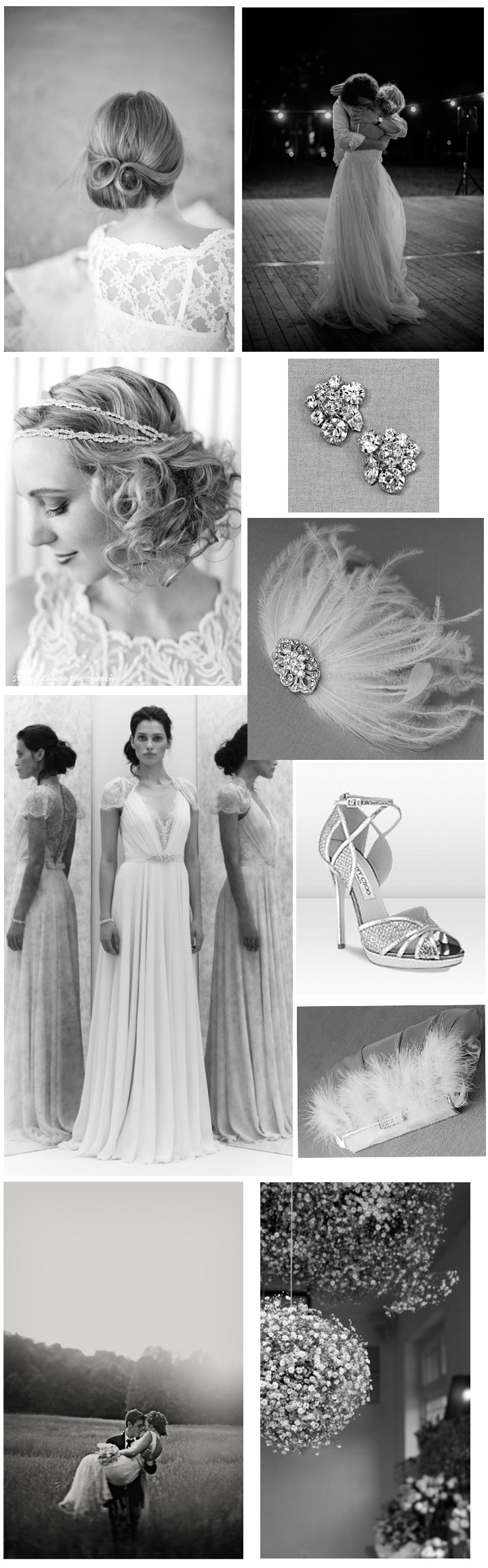 56 best Prom 2015 images on Pinterest | Art deco wedding, Beauty and ...