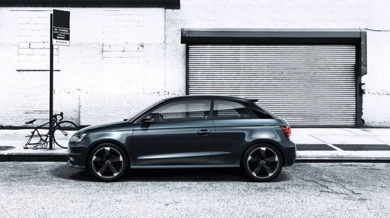 Less is more: Audi A1