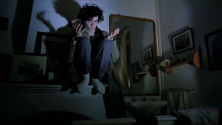 """Eine Szene aus dem Film """"Arrebato"""" von Iván Zulueta. Erschienen bei Bildstörung auf DVD."""