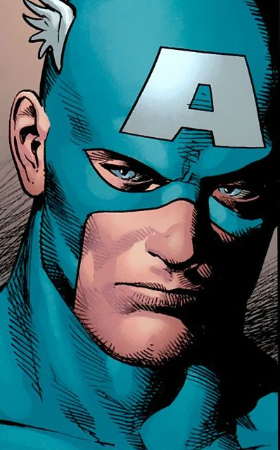 Captain America by Mike Deodato Jr