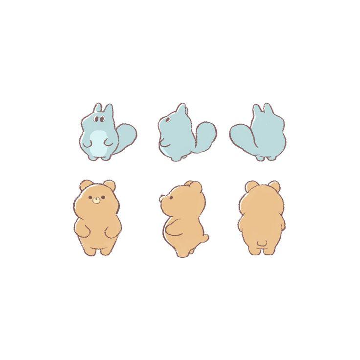 봄나들이 2015 character design