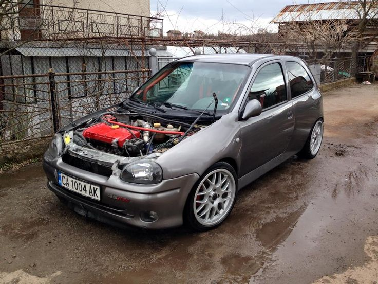 Opel Corsa C20XE Tuning (2)