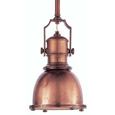 copper - would be nice over a bar
