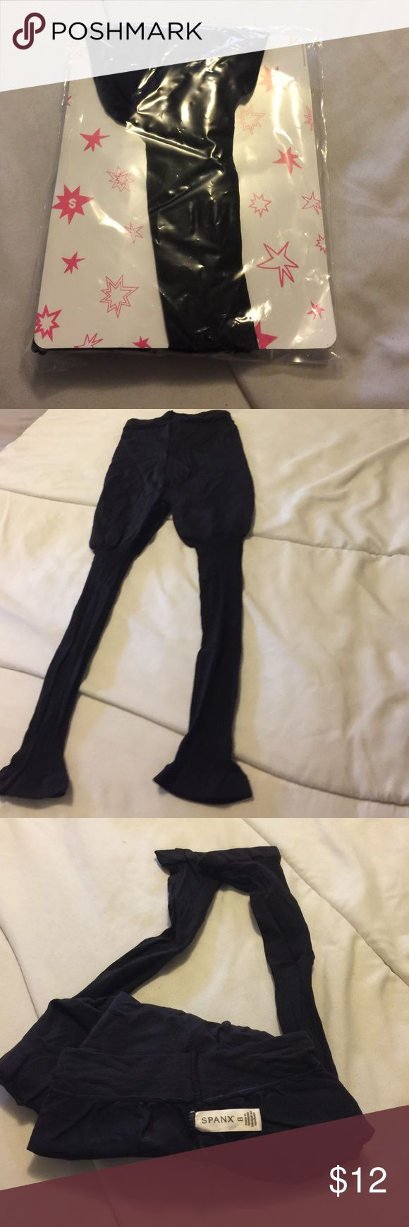 Spanx size B footless tights Never been worn . No trades or modeling.Thanks for looking.Happy poshing!! SPANX Intimates & Sleepwear Shapewear