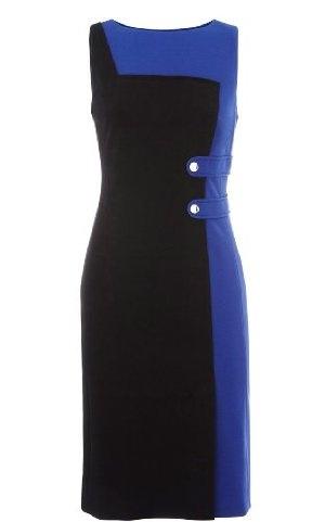 Karen Millen colorblock dress