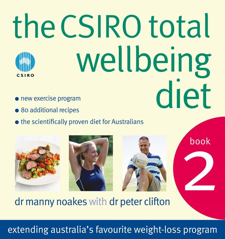 CSIRO Total Wellbeing Diet Book 2: AU $34.95