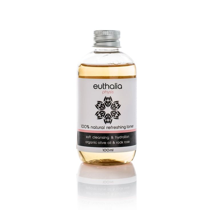 Show details for Euthalia 100% Natural Rock rose refreshing toner