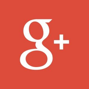 google plus' logo that represents their platform.