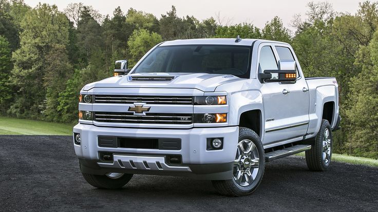 2017 Silverado HD Features a New Air Intake System