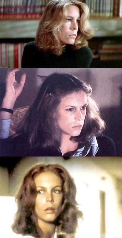 """Jamie Lee Curtis as Laurie Strode in """"Halloween & Halloween II"""""""