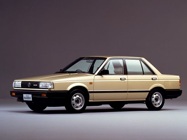 Nissan Sunny 1500 Turbo Super Saloon (1985 – 1987).