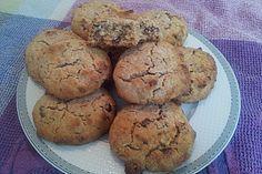 Riesen - Cookies (Vollkorn) (Rezept mit Bild) von dariosmama | Chefkoch.de