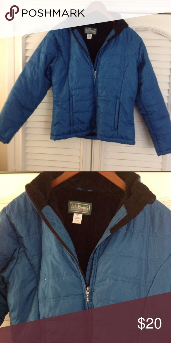 LL Bean ladies down jacket never worn down jacket Jackets & Coats