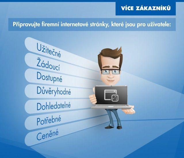 Vlastní webové stránky jsou základem pro většinu marketingových online nástrojů. Navést uživatele na Vaše stránky a zaujmout ho tak, aby navštívil kamennou prodejnu, vyžaduje pár základních pravidel. Mezi ně patří uvedení co nejvíce informací o firmě a produktech a pravidelnou optimalizaci, nejen pro vyhledávací roboty, ale také pro zákazníka. #vicezakazniku #mediatel #SEO