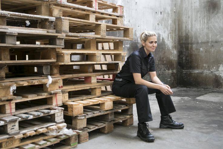 HaVeP® Worker pro dames werkkleding