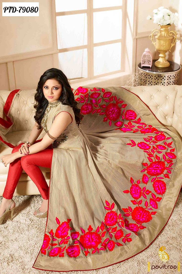 Tv Serial Celebrity Drashti Dhami Special Anarkali Salwar Suits Collection for Wedding. Explore Here : http://www.pavitraa.in/catalogs/eid-special-drashti-dhami-anarkali-salwar-kameez/?utm_source=mk&utm_medium=pinterestpost&utm_campaign=20June Free Shipping and COD Service Available More Query Please : Call / WhatsApp : +91-76982-34040