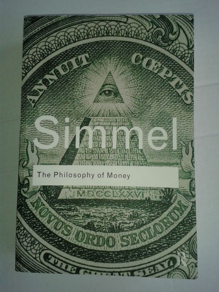 Philosophy of Money by Georg Simmel (2011, Paperback) | eBay