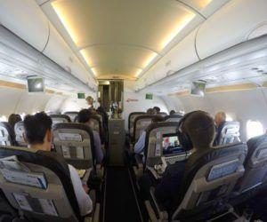 Reporte de Vuelo: SWISS Business Class A321 Barcelona-Zürich
