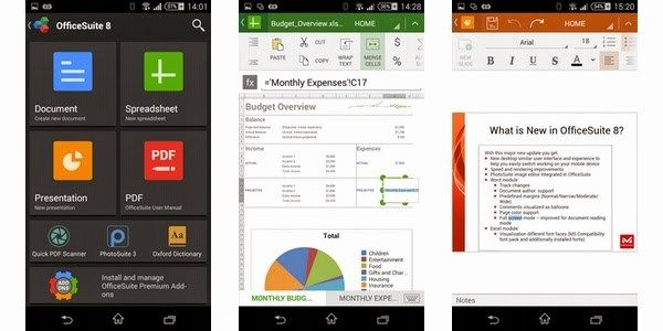 OfficeSuite + PDF Editor Premium v9 3 11997 Mod APK Download