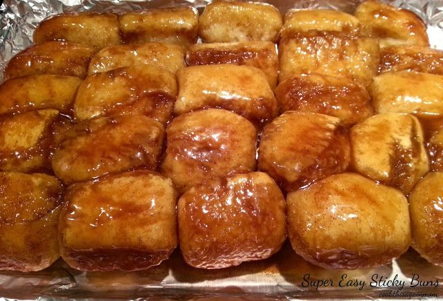 Cook This Again, Mom!: Super Easy Sticky Buns