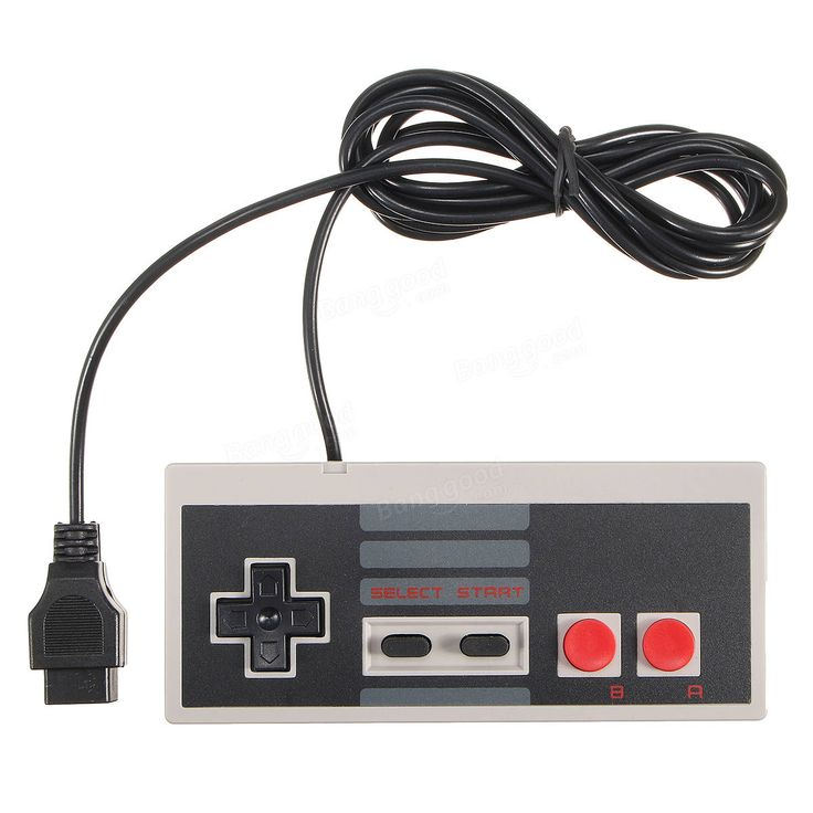8 Bit Mini Vintage TV Game Console Classic 500 Built-in Games 2 Controllers Sale - Banggood.com