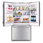Haier Cabinet Depth Refrigerator #HB21FC45NS