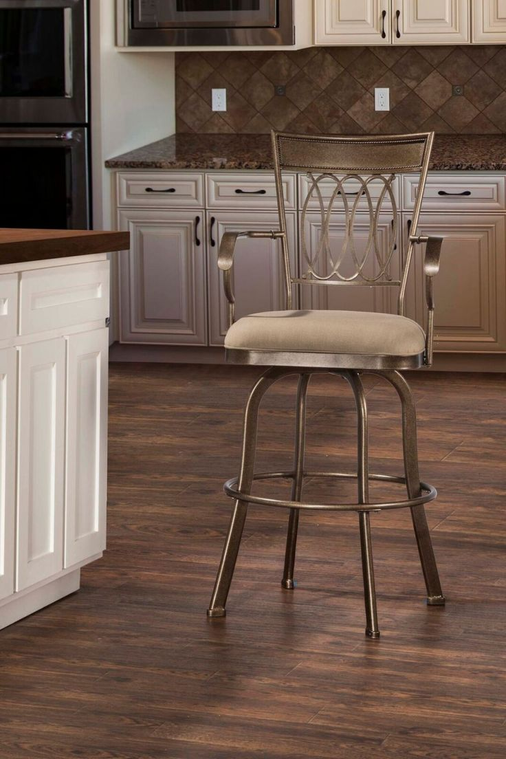 Hillsdale Delk Indoor/Outdoor Gold Bronze/Taupe Swivel Counter Stool - 17 Best Images About Cast Aluminum And Metal Patio Furniture From