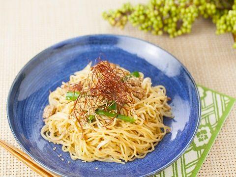 豚そぼろともやしのしょうゆ合わせ米麹焼きそば  https://recipe.yamasa.com/recipes/1081
