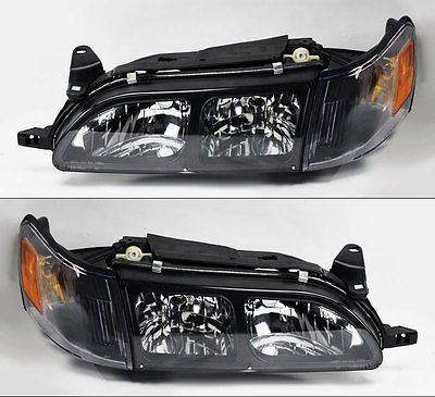 Toyota Corolla 1993-1997 Euro Style Black Headlights w/ Corner Lights Pair RH LH | eBay Motors, Repuestos y accesorios, Repuestos para autos y camiones | eBay! http://krro.com.mx/