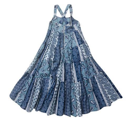 Camilla X-back Maxi Dress - Bluesfest