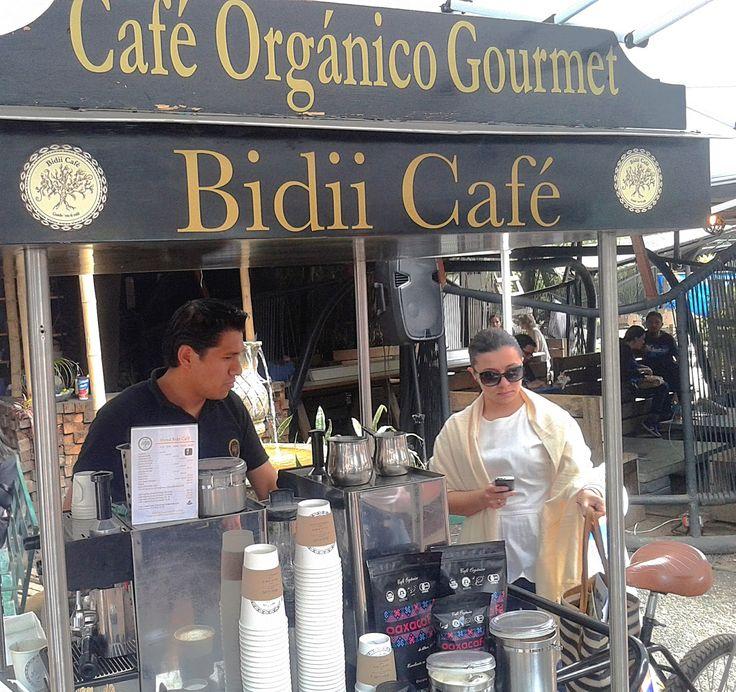 Cafetería móvil y gourmet, sensación en Tlalpan