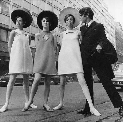 moda de los 60s